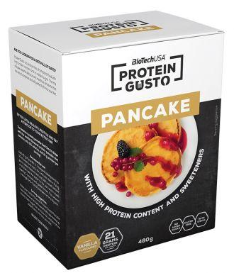 BioTech Proteín Gusto Pancake 480g GLUTEN FREE