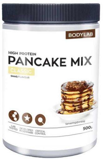 Bodylab Zero High Proteín Pancake Mix 500g classic