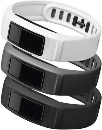 Garmin Remienky náhradné pre vivofit2 black, slate, white 120 - 175mm