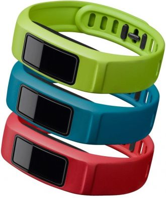 Garmin Remienky náhradné pre vivofit2 red, blue, green 120 - 175mm