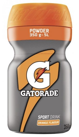 Gatorade Powder 350g + GATORADE 500ml ZADARMO