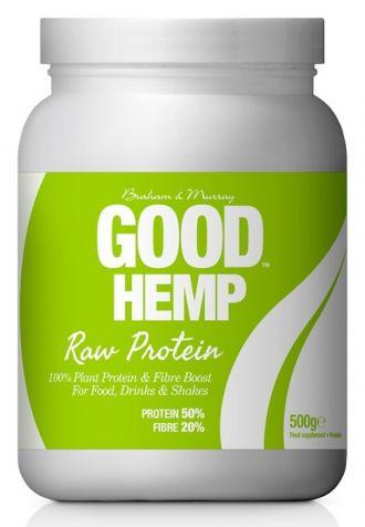 Good Hemp Proteín Natural RAW 500g