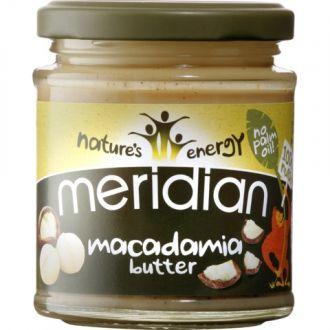 Meridian 100% Macadamia Butter 170g