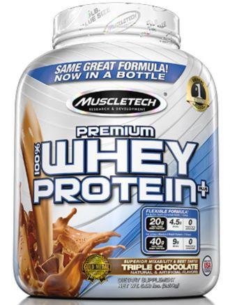 Muscletech Premium Whey Proteín Plus 2270g