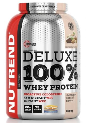NUTREND DELUXE 100% WHEY
