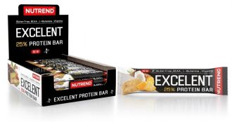 Nutrend Excelent Proteín bar 85g