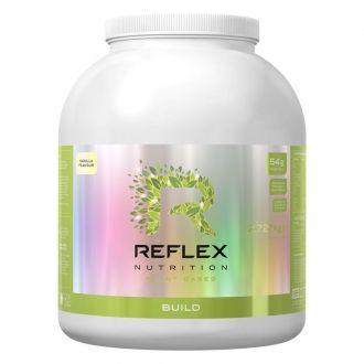 Reflex Build 2727 g + Šejker Exclusive 739ml ZADARMO Vanilka