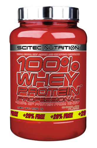 N�h�ad - Scitec 100% WHEY PROTEIN PROFESSIONAL