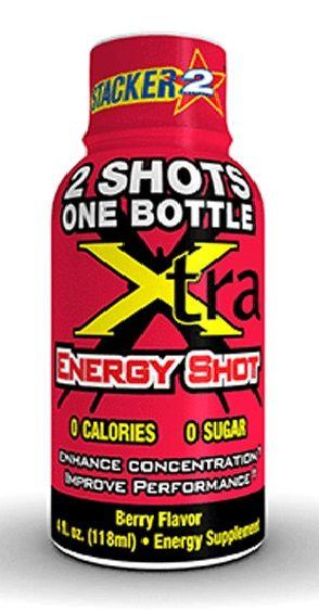 STACKER 2 Xtra Energy Shot 118ml