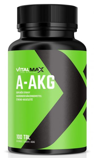 Vitalmax A-AKG 100 tbl. NEW
