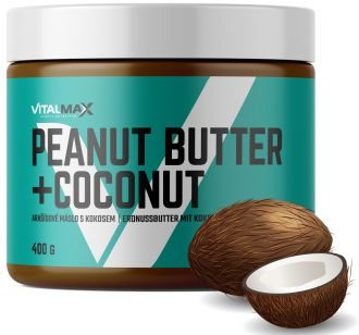 Vitalmax Peanut Butter + Coconut 400g