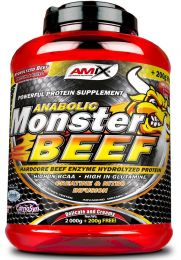Náhľad - AMIX ANABOLIC MONSTER BEEF 90%