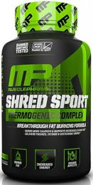 MusclePharm Shred Sport 60 kaps + HYDROXYCUT Pre Clinical for Women 60cps.