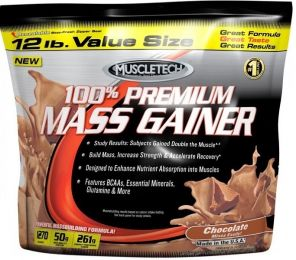 MUSCLETECH PREMIUM MASS GAINER 5400g