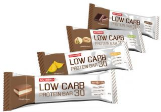 Náhľad - Nutrend LOW CARB PROTEIN BAR 30