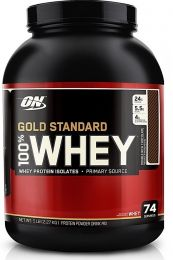 Optimum Nutrition 100% Whey Proteín Gold 2270g