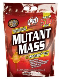 PVL MUTANT MASS 6800g + HYDROXYCUT Pre Clinical 60cps. + šejker Mutant