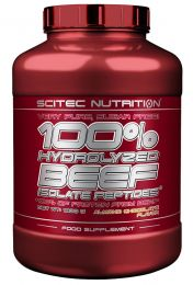 Náhľad - Scitec 100% Hydrolyzed Beef Isolate Peptides