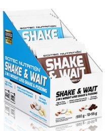 Náhľad - Scitec Shake and Wait 550g