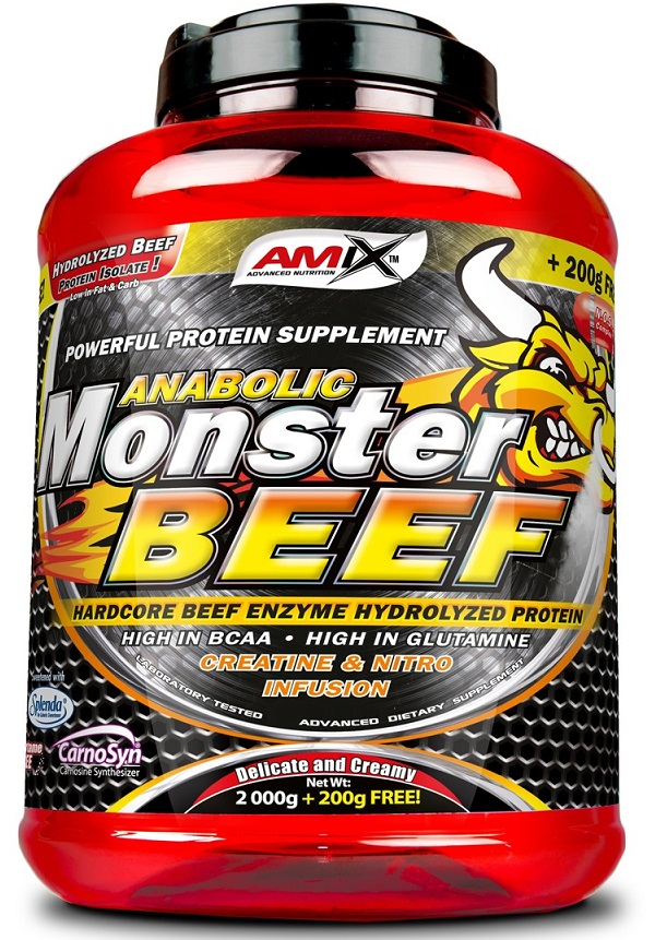 amix anabolic monster beef 90 protein