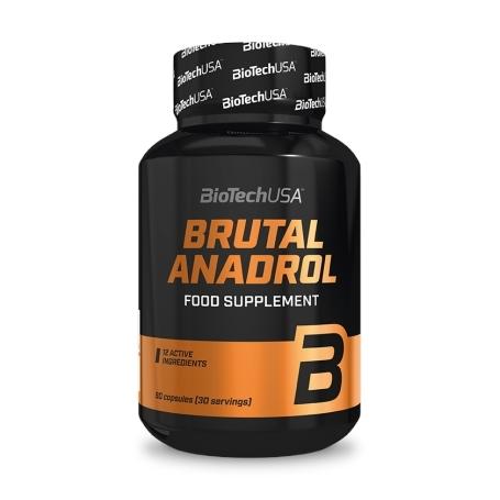 is brutal anadrol a steroid